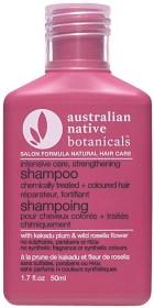 Bild på Australian Native Botanicals Shampoo Coloured Hair 50 ml