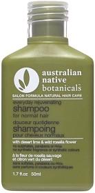 Bild på Australian Native Botanicals Shampoo Normal Hair 50 ml