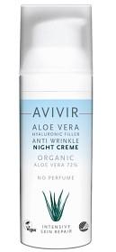 Bild på Avivir Aloe Vera Anti Wrinkle Night Creme 50 ml