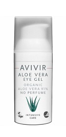 Bild på Avivir Aloe Vera Eye Gel 15 ml