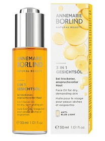 Bild på Börlind 3 in 1 Face Oil 30 ml