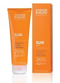 Bild på Börlind Sun Fluid SPF 20, 125 ml