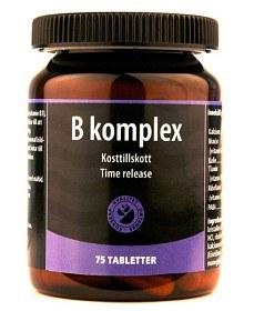 Bild på B Komplex 75 tabletter
