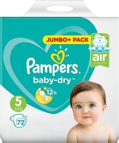 Bild på Pampers Baby-Dry S5 11-16kg 72 st