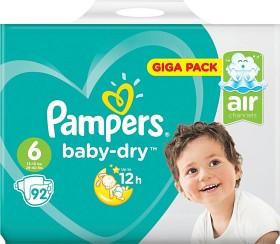 Bild på Pampers Baby-Dry S6 13-18kg 92 st