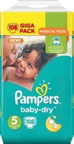 Bild på Pampers Baby-Dry S5 11-23 kg 108 st