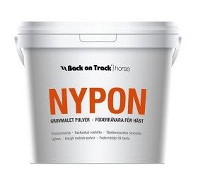 Bild på Back on Track Nyponpulver 900 g