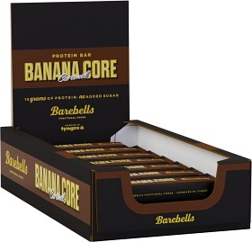 Bild på Barebells Corebars Banana Caramel 18 st