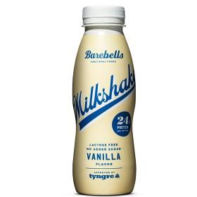 Bild på Barebells Milkshake Vanilla 330 ml