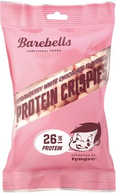 Bild på Barebells Strawberry White Chocolate Protein Crispies 50 g