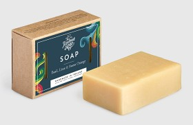 Bild på Basil Lime & Sweet Orange Soap 140 g