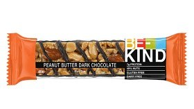 Bild på BE-KIND Peanut Butter Dark Chocolate 40 g
