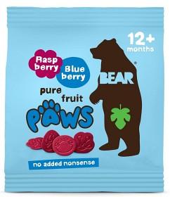 Bild på Bear Arctic Paws Hallon & Blåbär 20 g