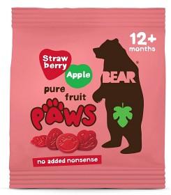 Bild på Bear Dino Paws Jordgubb & Äpple 20 g