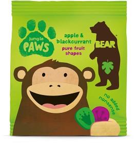 Bild på Bear Jungle Paws Äpple & Svartvinbär 20 g