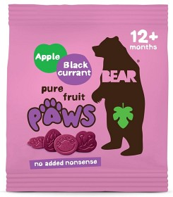Bild på Bear Jungle Paws Äpple & Svartvinbär 20 g