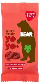 Bild på Bear Yoyos Jordgubbe 20 g