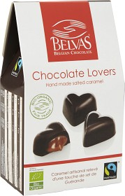 Bild på Belvas Chocolate Lovers 100 g