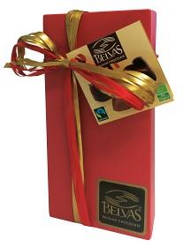 Bild på Belvas Lyxask Chokladpraliner 100 g
