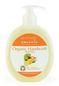 Bild på Bentley Organic Detoxifying Handwash 250 ml