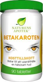 Bild på Naturens Apotek Betakaroten 90 tabletter