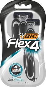 Bild på Bic Flex 4 Comfort 3 st