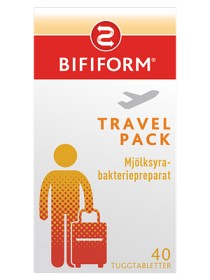Bild på Bifiform Travel 40 tabletter