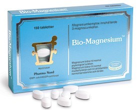 Bild på Bio-Magnesium 200 mg, 150 tabletter