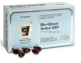 Bild på Bio-Qinon Active Q10 GOLD 100 mg 150 kapslar
