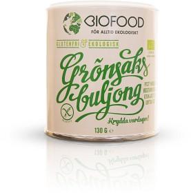 Bild på Biofood Grönsaksbuljong 130 g