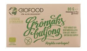 Bild på Biofood Grönsaksbuljong 80 g