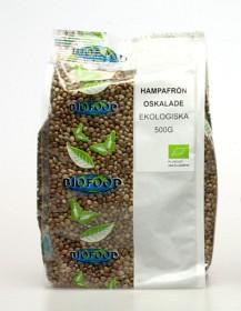 Bild på Biofood Hampafrön oskalade 500 g