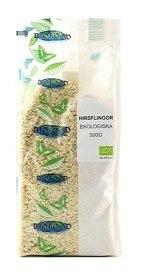 Bild på Biofood Hirsflingor 500 g