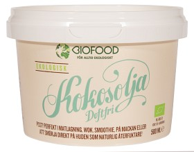 Bild på Biofood Kokosolja doftfri 500 ml
