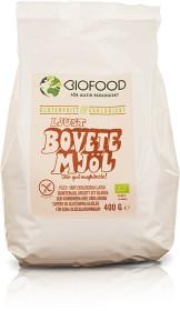 Bild på Biofood Ljust Bovetemjöl 400 g