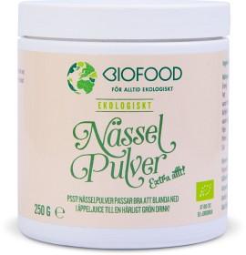 Bild på Biofood Nässelpulver 250 gram