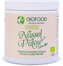 Bild på Biofood Nässelpulver 225  gram