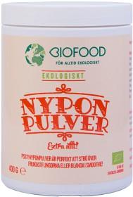 Bild på Biofood Nyponpulver 400 g