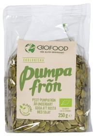Bild på Biofood Pumpafrön 250 g