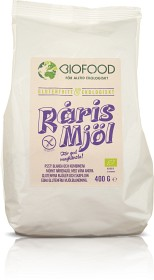 Bild på Biofood Rårismjöl 400 g