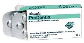Bild på BioGaia ProDentis sugtabletter 30 st