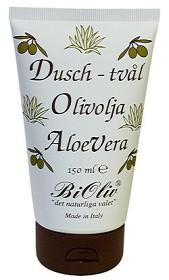 Bild på BiOliv Duschtvål Olivolja & Aloe Vera 150 ml