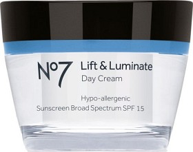 Bild på Boots No7 Lift & Luminate Day Cream 50 ml, 45+