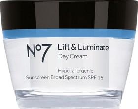 Bild på Boots No7 Lift & Luminate Day Cream 50 ml, 45+