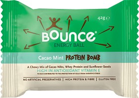 Bild på Bounce Energiboll Cacao Mint Protein Bomb