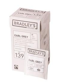Bild på Bradley's Te Earl Grey 25 p