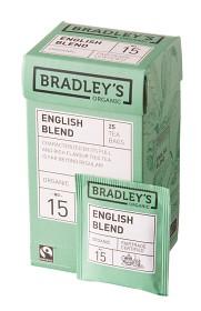 Bild på Bradley's Te English Blend 25 p