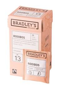 Bild på Bradley's Te Rooibos 25 p