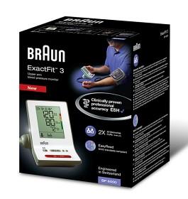 Bild på Braun ExactFit 3 Blodtrycksmätare BP 6000