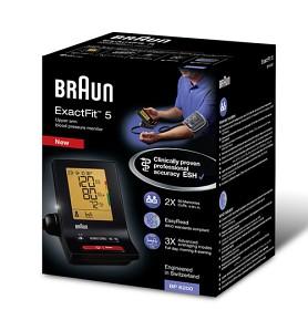 Bild på Braun ExactFit 5 Blodtrycksmätare BP 6200